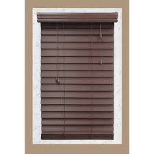 Boat Window Blinds Wood Blinds Blinds The Home Depot