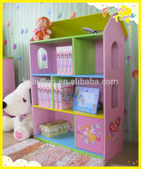 fashion and lovely fairy wooden pretend play 3 floor doll children