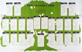 8 best images of family medical history tree template family