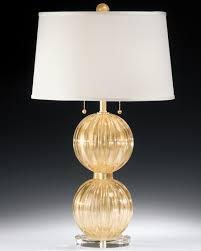 venetian lamp and gold venetian glass table lamp