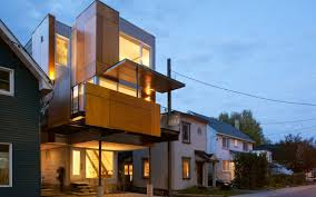 modern narrow house style narrow house is a masterpiece of fine modern design
