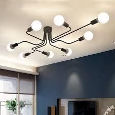 Lighting Fixtures Ceiling Modern Led Ceiling Chandelier Lighting Living Room Bedroom