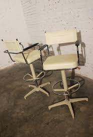 Mid Century Modern Bar Stool Sold U2013 Pair Mid Century Modern Director U0027s Chair Style Bar Stools
