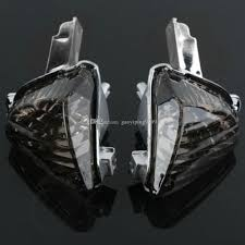 2017 smoked turn signal lens for suzuki gsxr 600 gsxr750 2006 2007