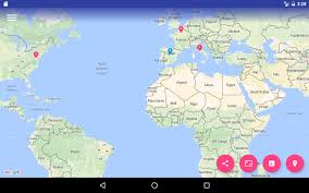 Google Maps Mexico Df by Visited Cities Android Apps On Google Play