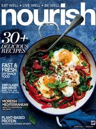 cuisine maghr饕ine contact information nourish magazine australia