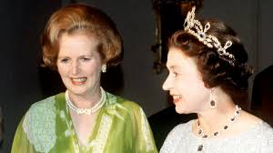 margaret thatcher and queen elizabeth u0027s complicated relationship