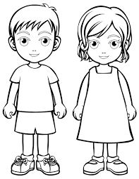 boy coloring pages 6251