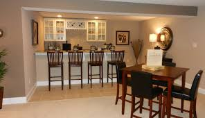 bar wonderful white brown stainless unique design home bar round