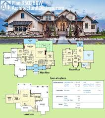 Ranch Floor Plans With Basement by Best 25 House Layouts Ideas On Pinterest House Floor Plans