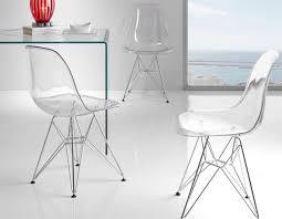 chaises transparentes conforama chaises transparentes conforama la maison idéale