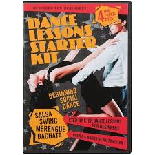 step class dvd lessons starter kit swing salsa bachata y