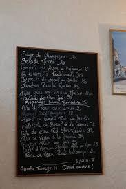ma cuisine blackboard menu picture of ma cuisine beaune tripadvisor