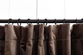 Hanging Curtains With Rings How To Get Window Treatments Like You See In Magazines Laurel Home
