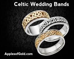 celtic wedding bands celtic wedding bands celebrate endless applesofgold