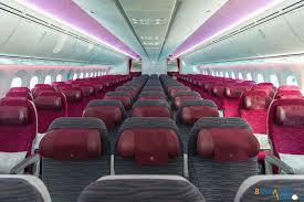 through the lens onboard qatar airways u0027 boeing 787 dreamliner