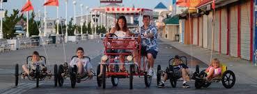 biking u0026 rollerblading ocean city maryland
