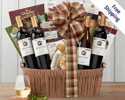 wine baskets wine gift baskets at wine country gift baskets