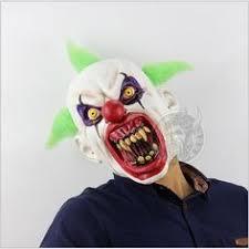 black mask party cosplay latex mask halloween man women