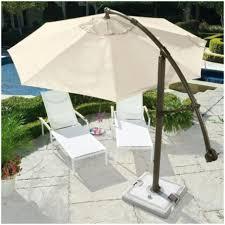 backyards splendid offset patio umbrella commercial wood