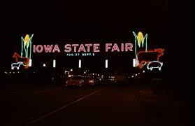 Iowa State Fair Map by Iowa State Fair See Photos Of Butter Sculptures And Rides In 1955