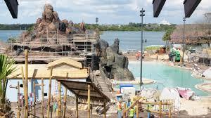 disney u0027s polynesian resort construction update 3 15 lava pool