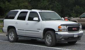 gmc yukon brief about model