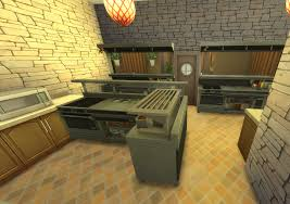 Sims Kitchen Ideas The Sims 4 Dine Out Decorating Your Restaurant U0027s Interior Sims