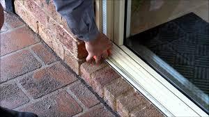 security screens for sliding glass doors how to measure a sliding security screen door seconline com au