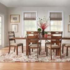 oak dining room sets oak dining room sets for less overstock