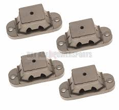 amazon com 4 pack motor mount yamaha 1100 fx ho sho cruiser ho vx