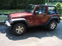 2007 jeep wrangler rubicon jk soft top down jonathan
