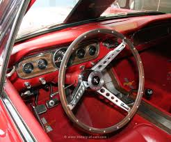 1968 mustang kindig it design muscle car interior mustangs