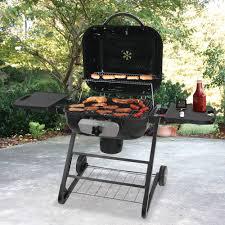 uniflame 480 sq inch charcoal grill black walmart com