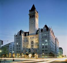 donald trump u0027s new hotel in washington dc to open in september