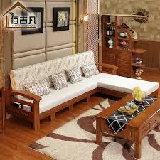 canap coin simple salon en tissus idées décoration intérieure farik us