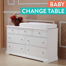Buy Change Table Cardinia White Baby Change Table With Change Pad Buy Changing Tables