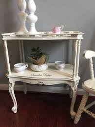 Shabby Chic Vintage Furniture by Shabby Chic Chalk Paint Nightstand End By Jenniferparisdesigns