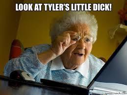Tyler Meme - image jpg