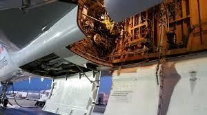 boeing 757 freighter guts aviation
