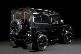 land rover defender 2015 black corvette powered land rover defender by urban trucks