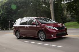 toyota sienna europe toyota reveals mirai fuel cell car