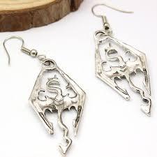 skyrim earrings skyrim elder scrolls earrings iwisb