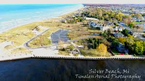 Map Of St Joseph Michigan by Silver Beach Saint Joseph Mi Beautiful Aerial Footage Youtube