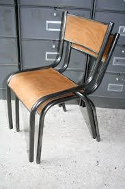 chaise mullca mullca 510 modèle enfant x2 album photos rétro industriel