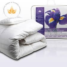 Goose Or Duck Down Duvet Hutterite Goose Down Duvet Canadian Down U0026 Feather Company