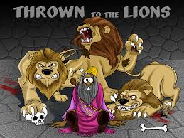 free download thrown to the lions bible story available on the