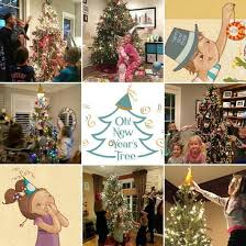 New Year Tree Decoration Ideas by New Year U0027s With Kids Dress Up Your Tree And Wish Upon The New