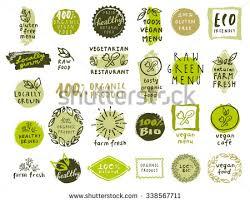 Bio Rm retro set of 100 bio organic gluten free eco healthy food