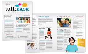 templates for newsletters microsoft office templates newsletter education training newsletter